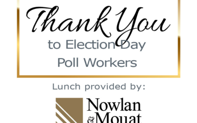 Nowlan to Feed Poll Workers