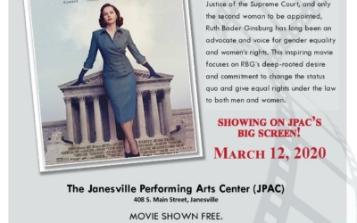 Nowlan Attorneys Sponsored JPAC 'On the Basis of Sex' Showing