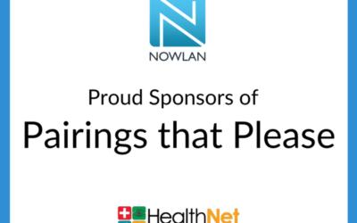 Proud Sponsors of Pairings that Please