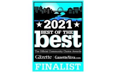"""Nowlan Law LLP is proud to have been a finalist for """"Best Law Firm"""" in the Janesville Gazette 2021 Best of the Best competition. We appreciate every vote from our loyal community!"""