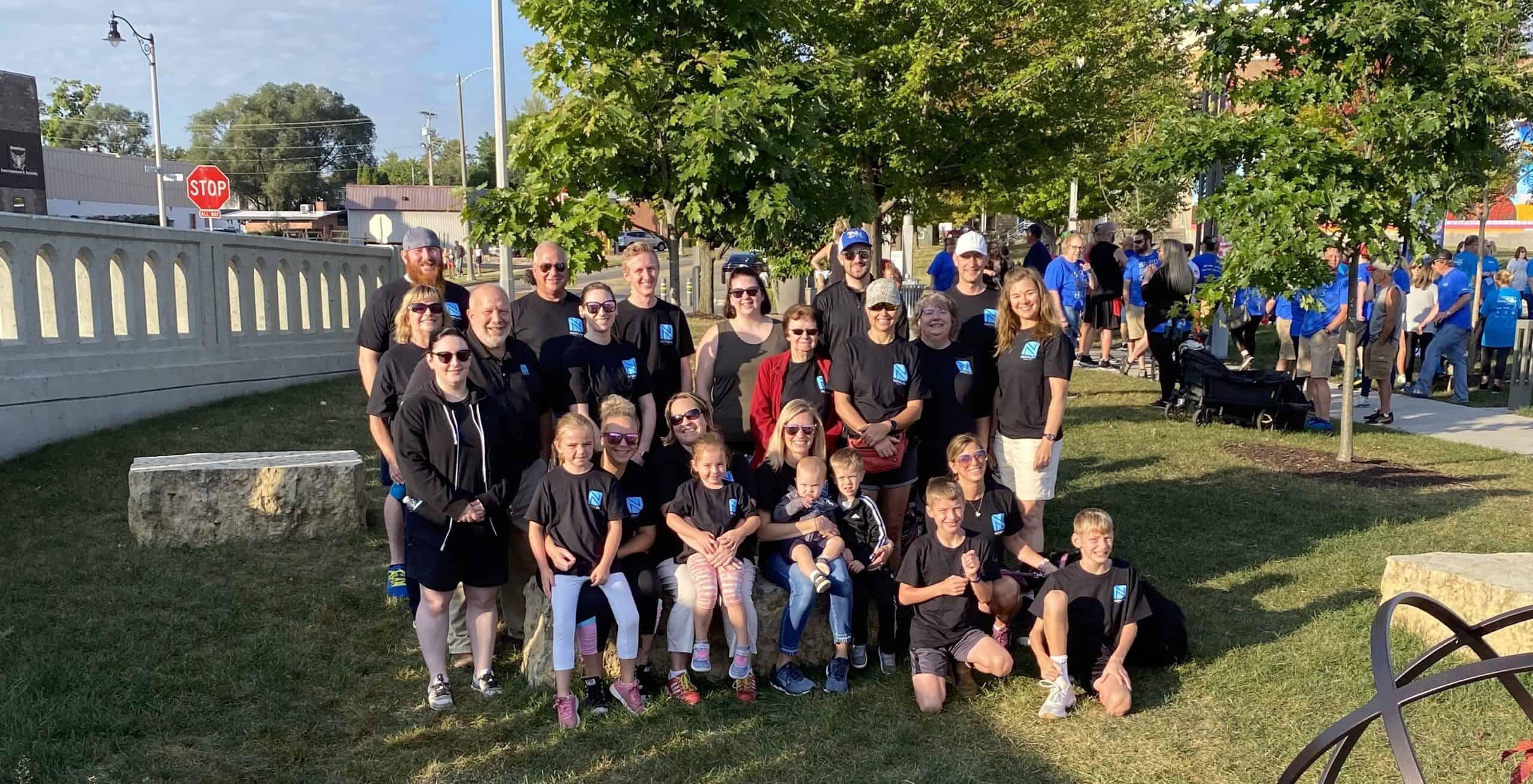 Nowlan Law Participates in the 2021 Bert Blain Memorial Heart Walk